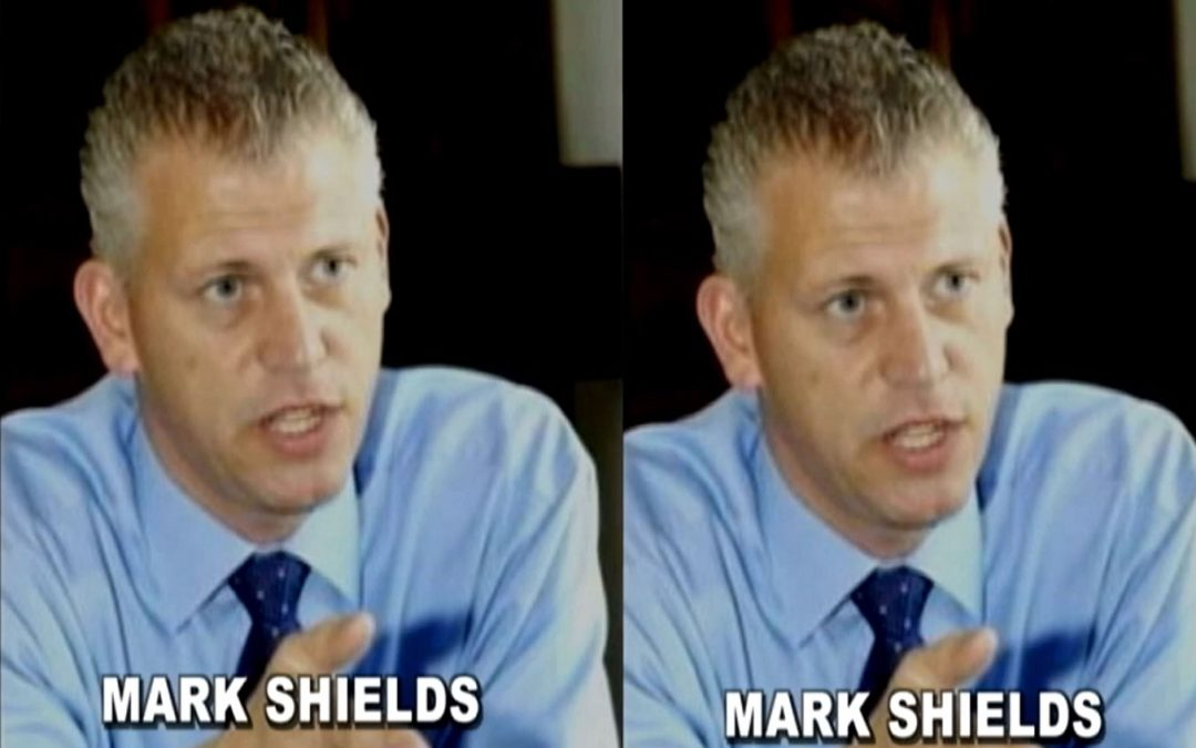 CIN Lecture Series Mark Shields 2018